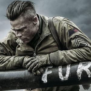 AK狂怒外套男坦克服 二战军装陆军夹克 飞行男装工装同款帅气硬汉