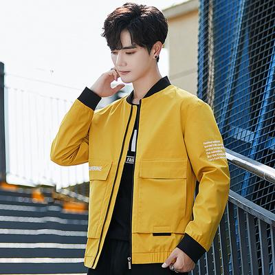 新款工装夹克男休闲外套立领上衣男装主推有差价QT5009-L2911-P70