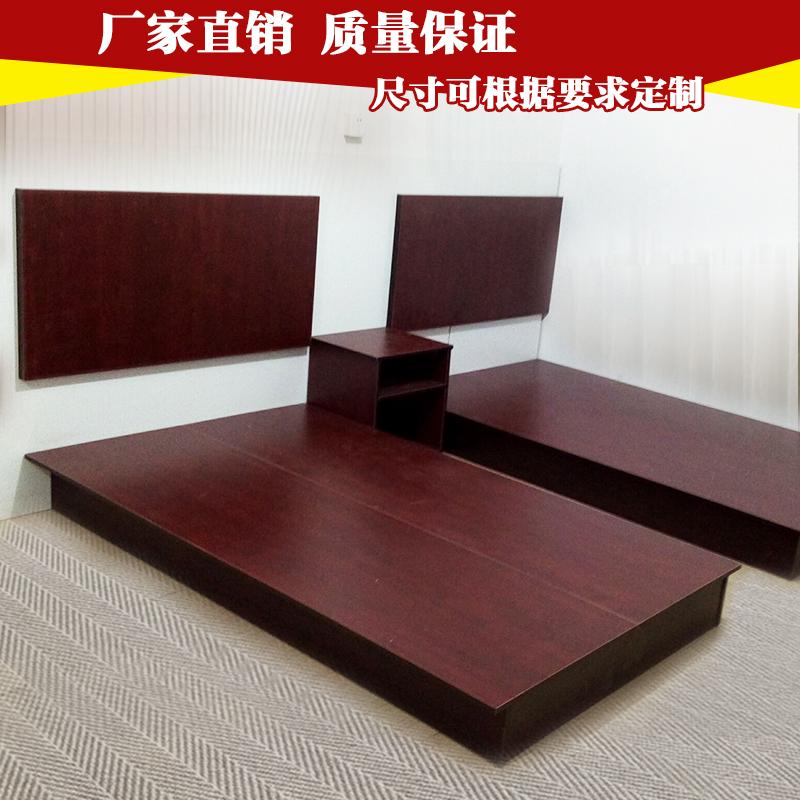 Гость дом мебель кровать стандартный номер комплект пластина кровать простой современный отели мебель кровать опираться на тумбочка продаётся напрямую с завода