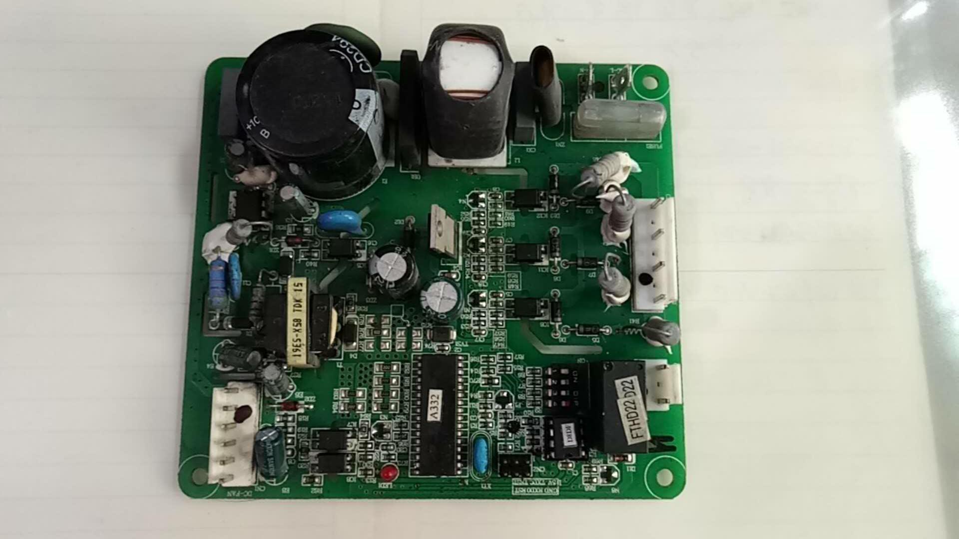 CQC06001018478 HZN  AOH E303981 94V-0 AOH-2空调线路板 拆机