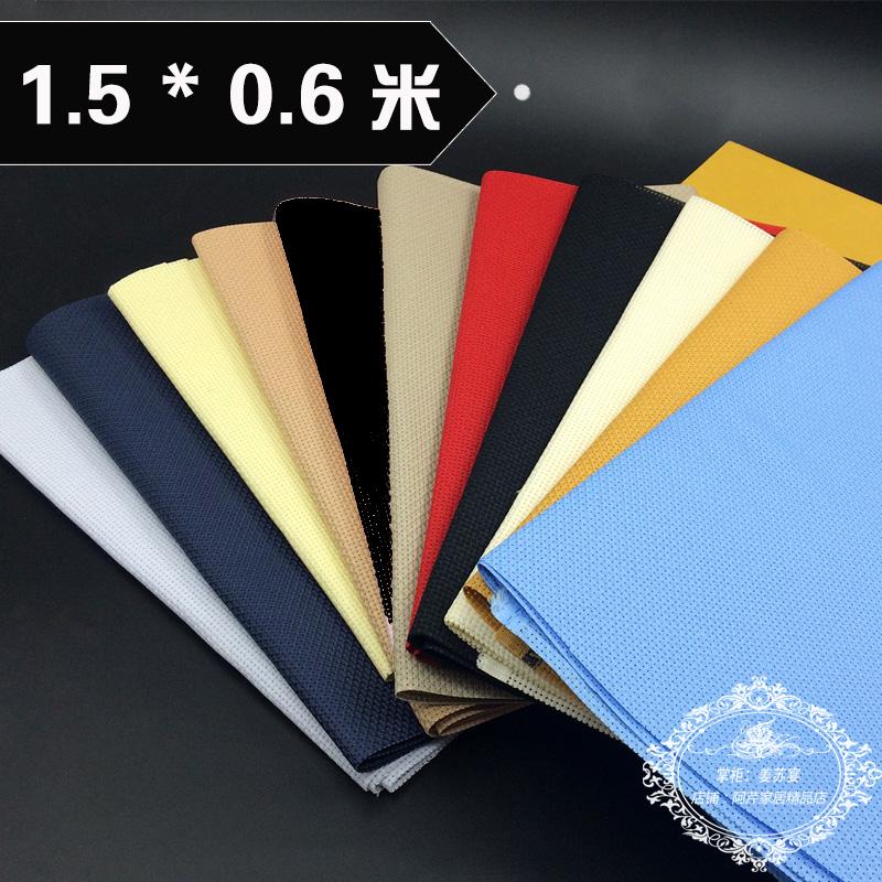 Вышивка крестом ткань 11ct вышитые на ткани вышивка крестом стелька ткань грузия белый хлопок цветные ткани хлопок сетка лицо материал