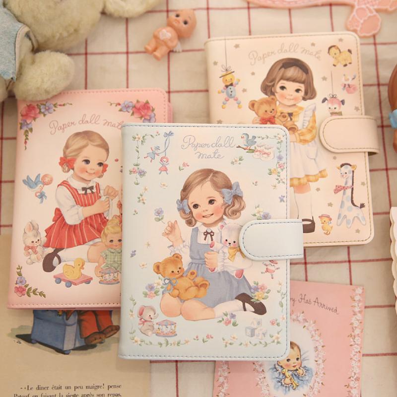 Корея канцтовары afrocat милый иностранных кукла 2018 год дневник это день путешествие это запомнить вещь это 2018 рука счет
