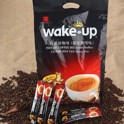 包邮/越南威拿咖啡三合一速溶wakeup100包麝香猫咖啡貂鼠咖啡1700
