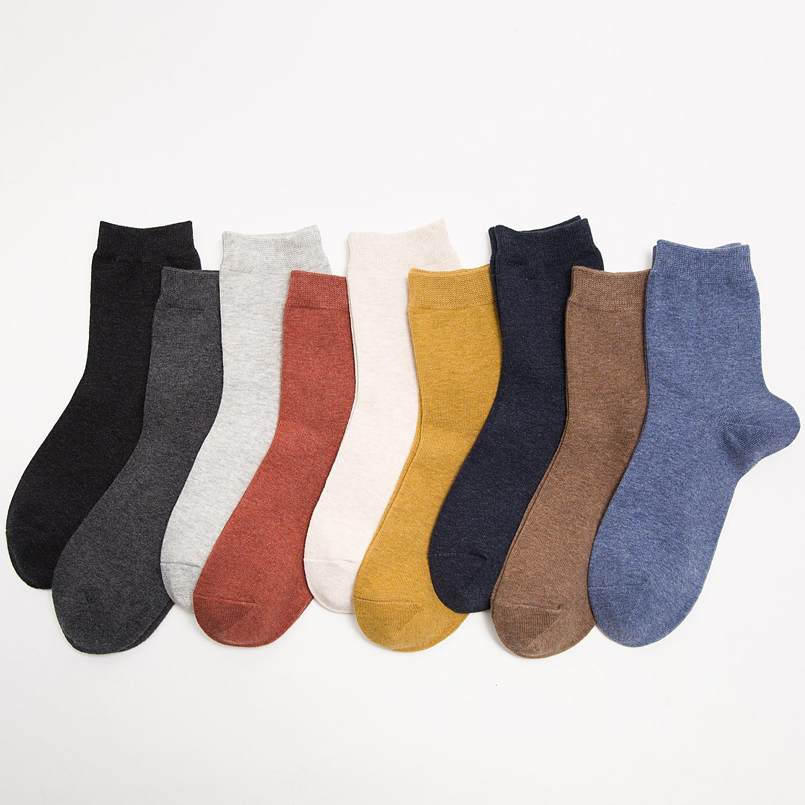 中筒袜女春秋月子袜子夏季薄款产后纯棉防臭百搭秋冬堆堆袜长筒袜券后19.80元