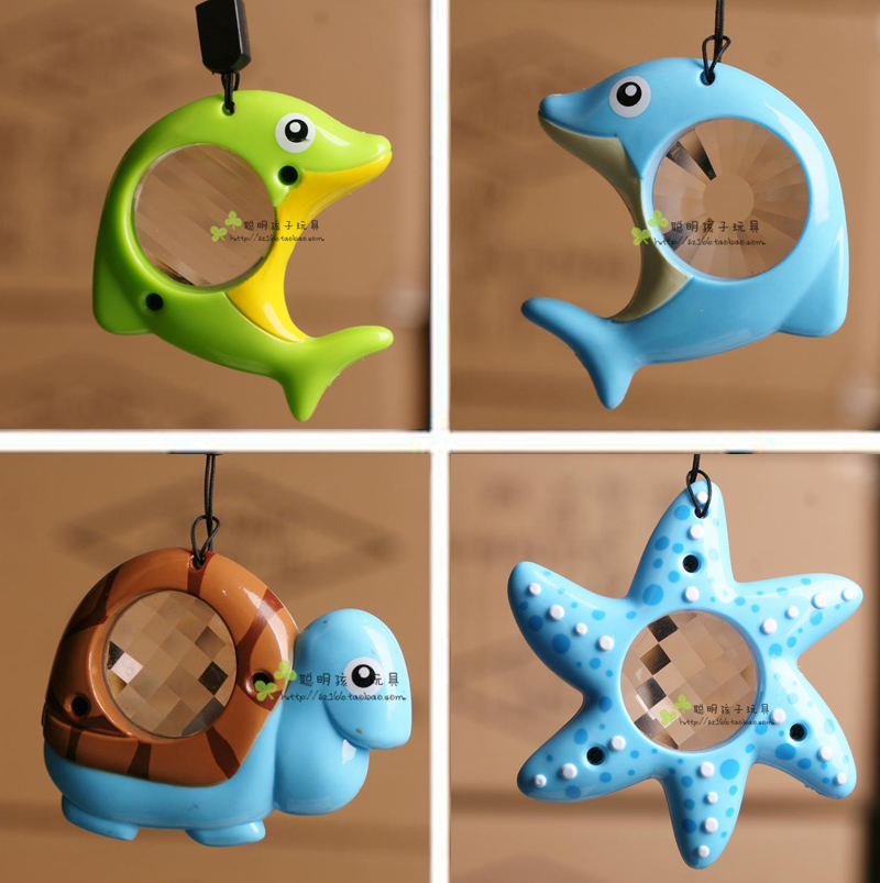儿童万花筒科学观察镜  动物凹凸透视新奇创意生日小礼物玩具