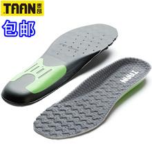垫男女羽毛球鞋 泰昂TAAN运动鞋 垫篮球跑步网球加厚减震透气吸汗