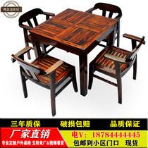 阳台桌椅三件套现代简约组合休闲小沙发北欧迷你庭院茶几一桌两椅
