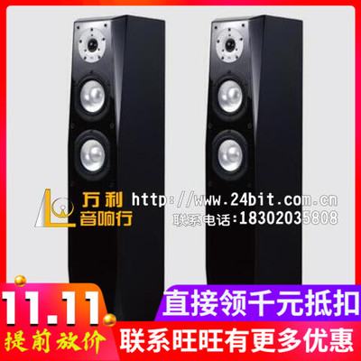 Canadian Focus Audio/Maple Leaf Voice FS8SE imported monitor floor box brand new Vectra licensed