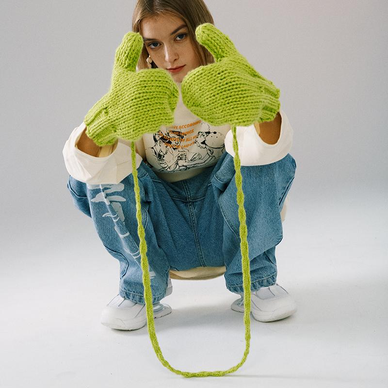 Зимние перчатки для мужчин Артикул 605609695841