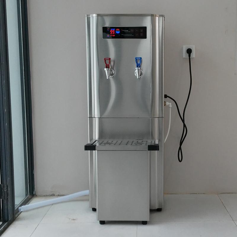 40升步进式开水器商用饮水 烧水开水炉 热水器 开水机220v 3kw