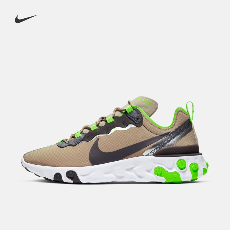 Nike Nike OFFICIAL NIKE react element 55 men's shoe cq4600
