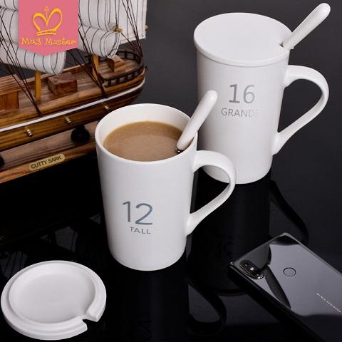 杯子家用陶瓷创意个性潮流陶瓷杯咖啡杯水杯女简约清新森系马克杯