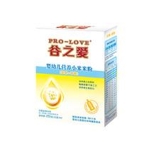 谷之爱婴儿冲乳米粉营养小米米乳636个月宝宝米粉辅食口味随机