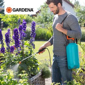 德国进口gardena花园5l打药喷雾器