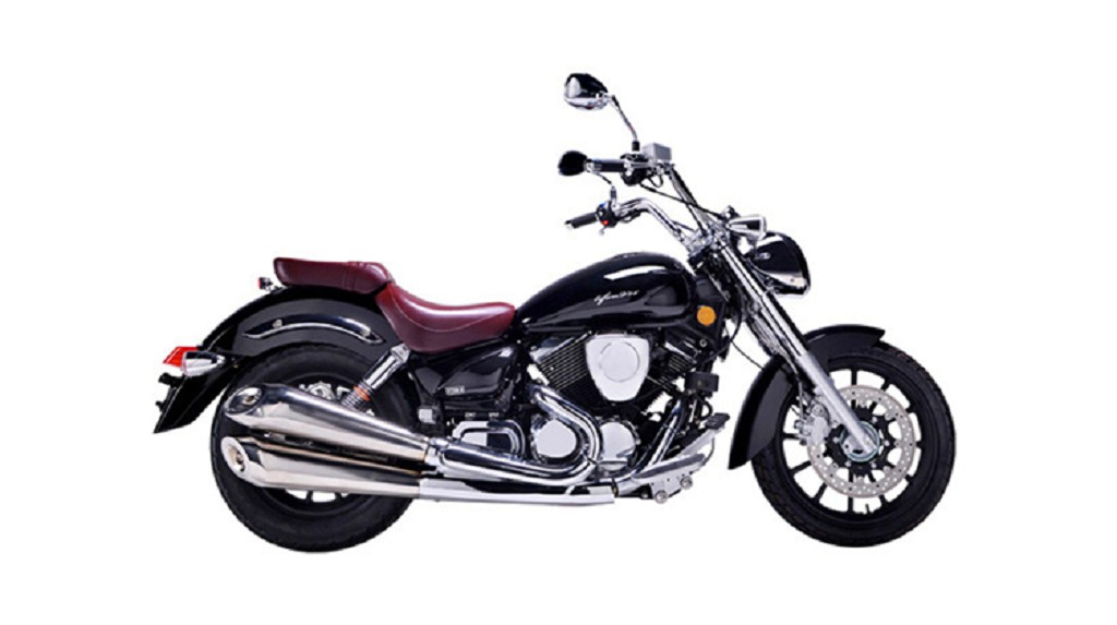 New Lifan V16 cruiser lf250-d Lifan 250cc displacement V cylinder four stroke