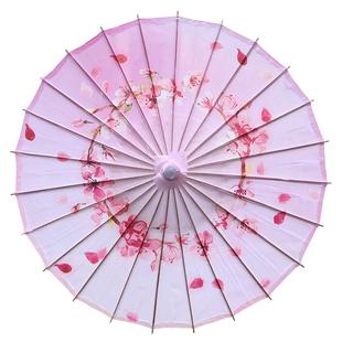 油紙傘古典江南舞蹈傘旗袍走秀演出道具裝飾傘中國古風漢服古裝傘