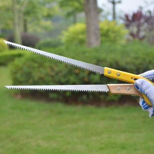 手句子园艺锯小手锯强力手持手工小锯果树木工家用户外迷你园林