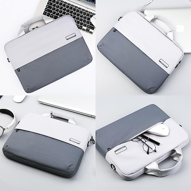 笔记本手提14电脑包15男女15.6寸适用苹果Macbook air13.3华硕pro13联想小新小米游戏本戴尔惠普华为15.6英寸