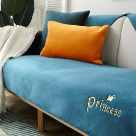 防水沙发垫四季通用北欧简约防滑坐垫子全包沙发套罩巾隔尿不粘毛