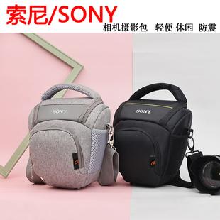 索尼相机包便携微单包单反男女sony a6400a6300a9A7RM2A7M3摄影包