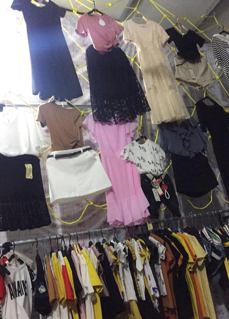 麻绳网格绳服装店展示上墙网挂衣架11-25新券