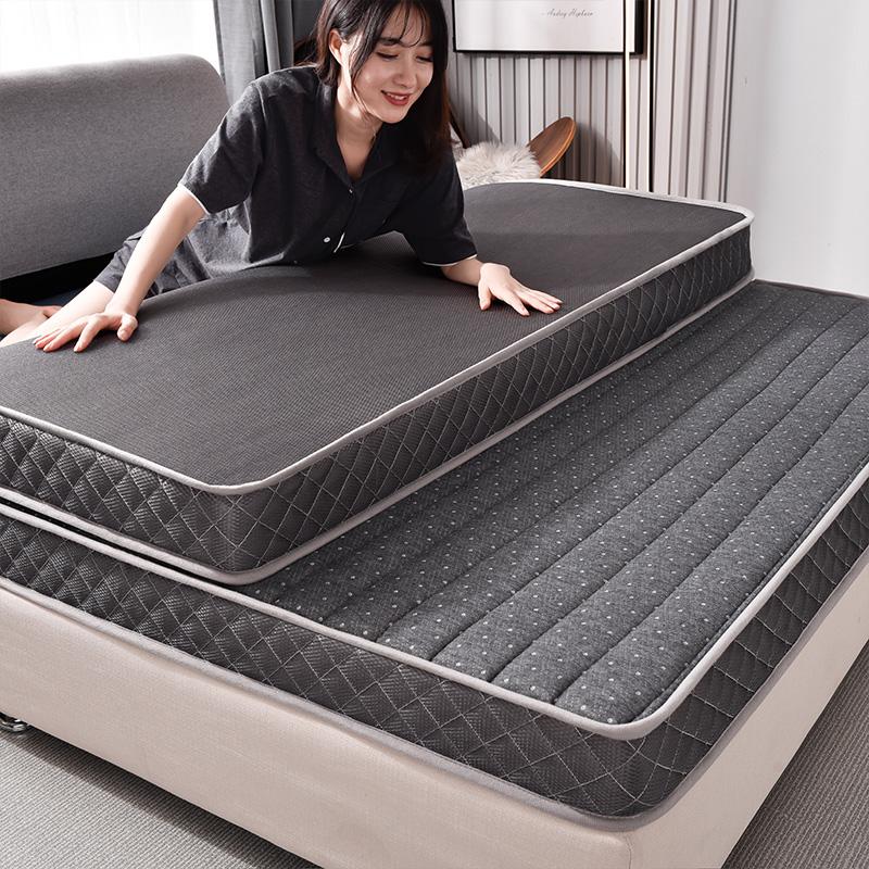乳胶软垫家用榻榻米海绵垫单人垫被好用吗