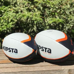 迪卡侬 英式橄榄球青少年训练球成人5号球 KIPSTA