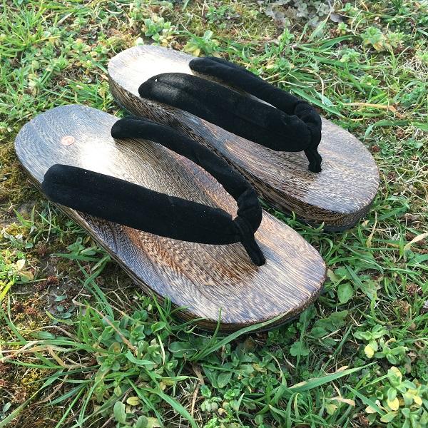 木屐 脚印 木拖鞋 人字拖鞋 夏季新款热销 夹脚鞋 居家鞋 男木鞋