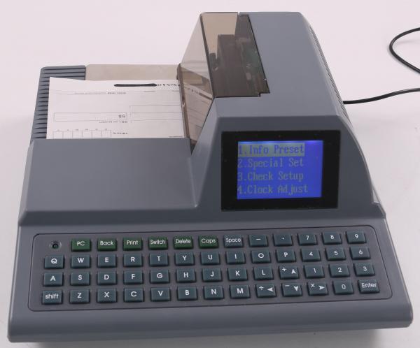 [英文支票打印机 Checkwriter多功能支票机 马来西] интерьер [ 菲律宾 香港]