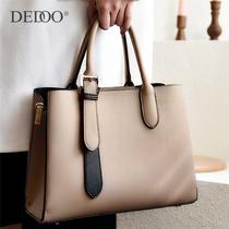 女士包包时尚大气2020新款中年妈妈包简约大容量手提包单肩斜挎包