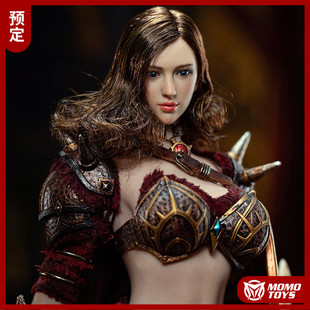 接單 TBLeague 1/6 Viking Woman維京女人可動人偶