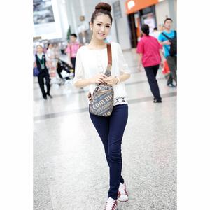 盛装舞步新款韩版潮流小巧帆布包