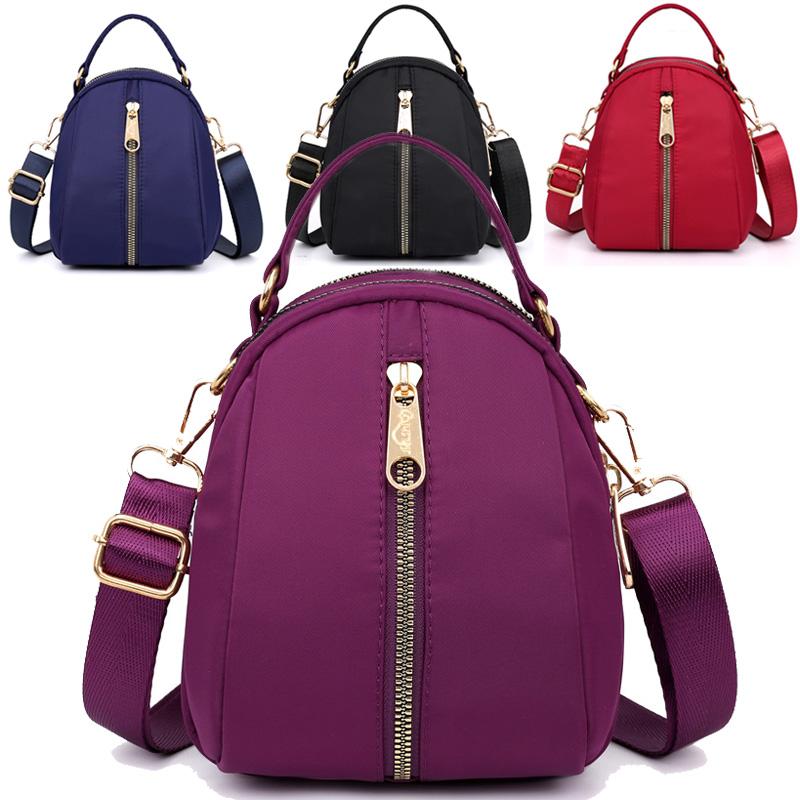 Mini messenger bag mobile phone change one shoulder bag leisure mother bag waterproof Oxford cloth carrying bag