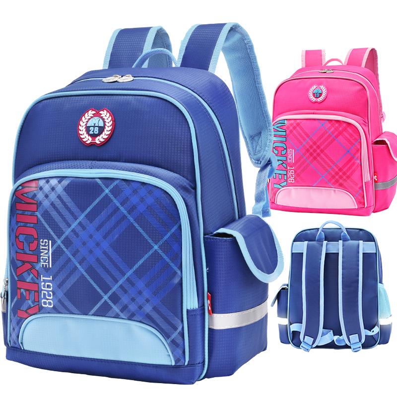 迪士尼書包小學生1~3一年級男童女童米奇 兒童雙肩背包2