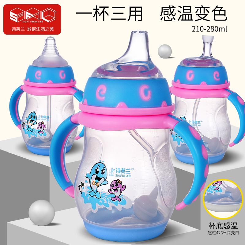 婴儿学饮杯儿童水杯防漏防呛幼儿12月02日最新优惠