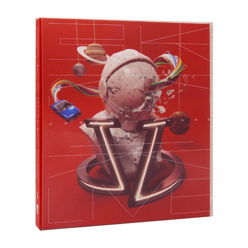 官方正品 张杰《未LIVE》全新专辑 CD+歌词本+收藏卡 AR功能