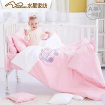 Mercury Baby Baby Bedding 24 piece set newborn cotton baby fairy tale Paradise bed Group