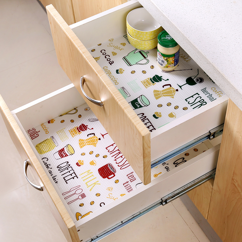 Creative home kitchen utensils small department stores practical life small tools cupboard mat paper household