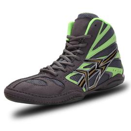 2020新款黑武士 拳击鞋男格斗搏击鞋散打深蹲硬拉训练鞋摔跤鞋女