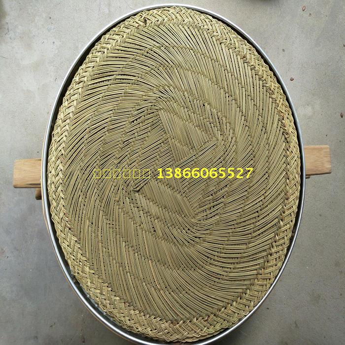 刘圣保蒸笼店48CM蒸笼草垫 台州草 适用于52CM蒸笼巴比老台门蒸笼