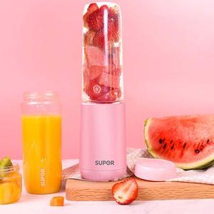 苏泊尔榨汁机家用全自动水果小型多功能迷你便携式学生电动榨汁杯图片