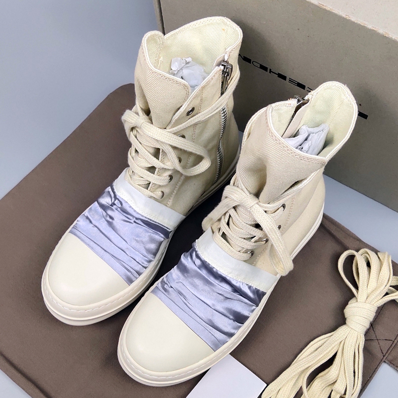 Женские ботинки на платформе / Высокие кроссовки Артикул 609215669623