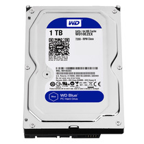 WD / Western Digital WD10EZEX 1T desktop mechanical hard drive Western Digital 1TB single disc blue disk 1000G