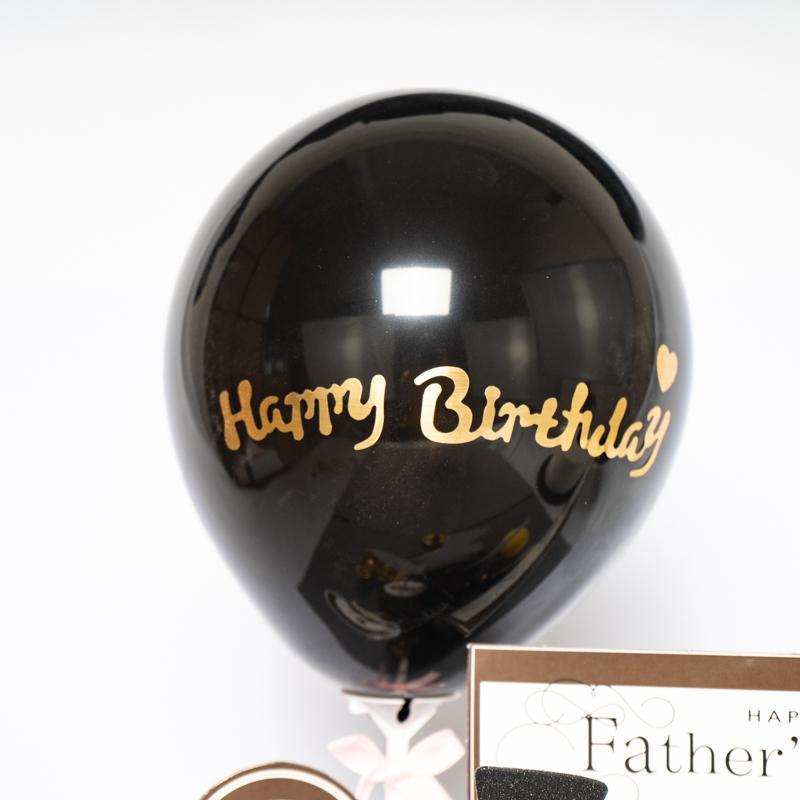 气球生日蛋糕装饰烘焙配件节日男神爸爸主题创意装扮网红气球插件