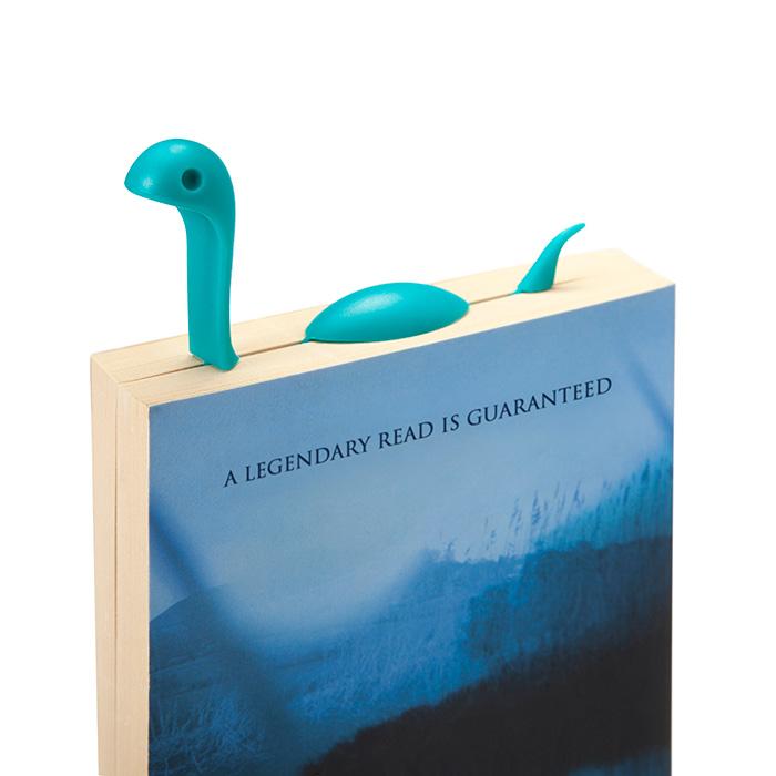 以色列Ototo Design 尼斯湖水怪书签/Nessie Tale Bookmark