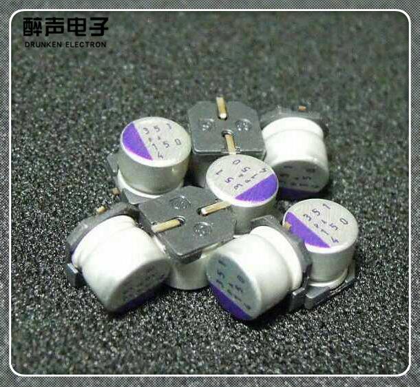 SANYO PA三洋SMD 150 UF 4 V 6.3 x 6パッチ固体電解コンデンサ