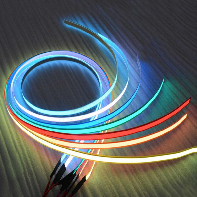 汽车冷光线冷光条超薄12v冷光片