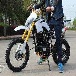 包邮110150两轮阿山地路飞小中波型高爬跳赛罗鹰猴迷你越野摩托车