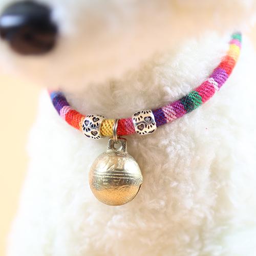 Собака колокол ошейники кот колокол колоколчики собака ожерелье китти колокол щенок тедди колокол собака ошейники колокол