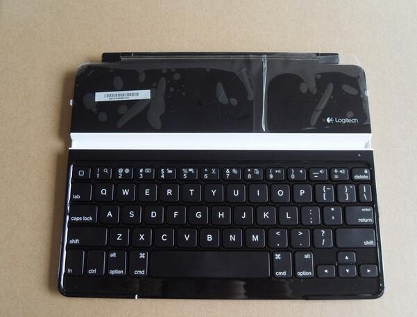 Ipad2/3/4 поколение клавиатура Logitech/ logitech ultrathin тонкий умный беспроводной bluetooth клавиатура